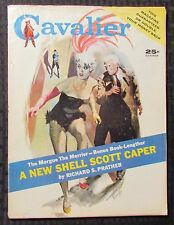 1960 Oct CAVALIER Magazine GD+ 2.5 Brigitte Bardot / Richard Prather