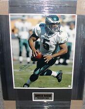 Donovan McNabb Autographed Signed Philadelphia Eagles 16x20 Photo Framed COA