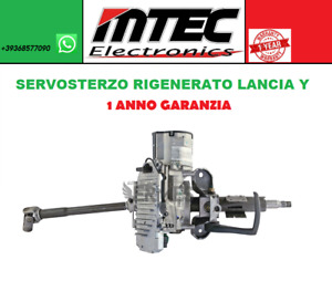 Servolenkung Lancia Y Ypsilon Spalte 51749209 Eps Servolenkung 51749208 51707774