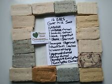 16 BARS GOAT MILK SOAP PURE ESSENTIAL OIL HANDMADE