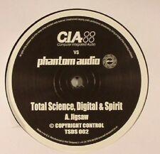 TOTAL SCIENCE, DIGITAL, SPIRIT Vinyl Phantom Audio Vs CIA - Jigsaw.Drum And Bass