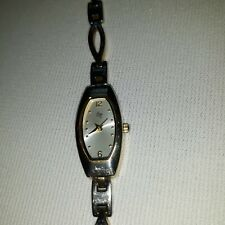 Super Fibre SF by Sonata Women's Stainless Steel Gold & Silver Tone Watch 17-554