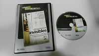 INVISIBLES DVD ISABEL COIXET MARIANO BARROSO FERNANDO LEON ARANOA WIM WENDERS