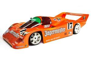 FG Sportsline with Porsche 962C body shell, 1:5 rc-car