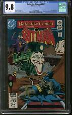 Detective Comics #532 CGC 9.8 (W) Gene Colan Joker Train Cover