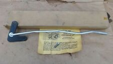 NOS 1939 Chevy GEAR SHIFT CONVERSION KIT for Vacuum Replacement
