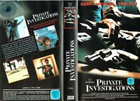 (VHS) Private Investigations - Clayton Rohner, Ray Sharkey, Paul Le Mat (1987)