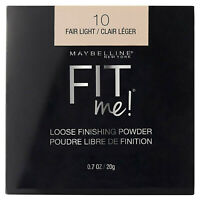 MAYBELLINE - Fit Me Loose Finishing Powder, Fair Light - 0.7 oz. (20 g)