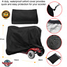Mobility Scooter Storage Cover Wheelchair Waterproof Rain Protection 140CM US