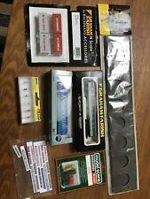 Model Railway.   N Gauge.  Assorted Items.