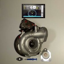Turbolader ABGAS TURBO LADER BMW 5er E60 E61 525d 130KW 177PS 120KW 163PS