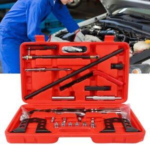 Cylinder Head Service Tool Set Valve Spring Compressor Removal Installer Kit UK