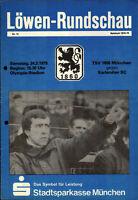 II. BL 78/79 TSV 1860 München - Karlsruher SC, 24.03.1979, Eckhard Krautzun