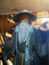 Sideshow Weta Lord Of The Rings Gandalf The Grey Polystone Statue LOTR Wizard