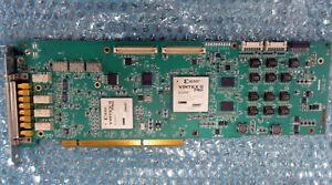 Matrox Xmio 24 / 6000 Multichannel HD and SDIO card PCI - X
