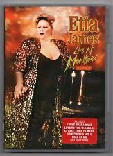 Etta James  Live At Montreux 1993 - DVD (Region: 0)