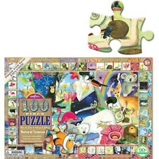 Eeboo 1008-Piece Jigsaw Puzzle for Children, Natural Science