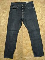 Men G-STAR RAW GS01 Originals Loose Tapered jeans Dark Blue Denim W36 L32