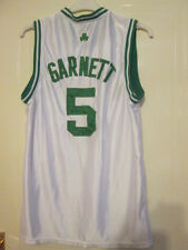 Boston Celtics Garnett Basketball Jersey Shirt Size Small /35224