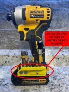 Magnetic Bit Holder for DeWalt Brushless 20V 18V 12V Tools With Screw