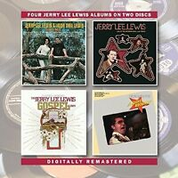 Jerry Lee Lewis - Together / Live At The International Las Vegas [New CD] UK - I