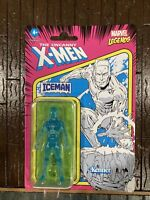 "Marvel Legends Retro Kenner ICEMAN X-MEN 3.75"" New In Hand"