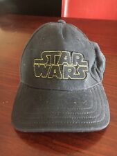 Star Wars black Cotton cap (One size fits all)