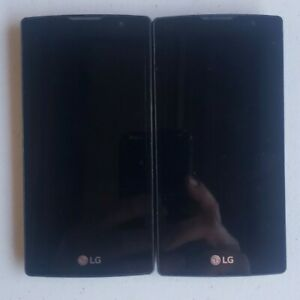 2pcs of LG Logos US550 (U.S. Cellular) UNTESTED - FOR PARTS - AS IS