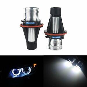 6W 7000k Weiß Angel Eyes Standlicht für BMW E39 E60 E61 E64 E65 E66 E53 E83 E87