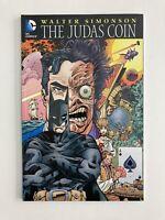 Batman: The Judas Coin Walter Simonson - DC Comics Softcover Graphic Novel Tpb