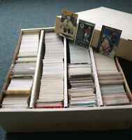 Huge Lot Of NHL Ice Hockey Cards. Approx. 3000 cards
