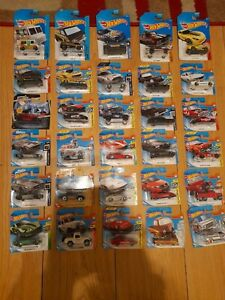 Hot wheels job lot bundle X 30