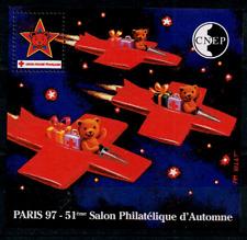 TIMBRE FRANCE BLOC CNEP n°25 NEUF** PARIS 97 (salon philatélique a PARIS )