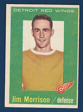 JIM MORRISON 59-60 TOPPS 1959-60 NO 36 EX+ 4