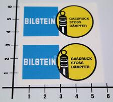 Bilstein 2 unidades Pegatina Sticker suspension roscada Dub amortiguadores JDM OEM mi283