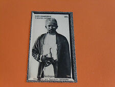 CHROMO PHOTO CHOCOLAT SUCHARD 1930 COLONIES ILES COMORES ANCIEN SULTAN