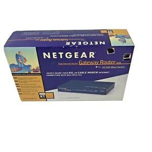 Netgear RT314 1-Port 10/100 Wired Router