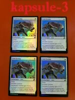 Ikoria Solid Footing 031 Lair of Behemoths Mtg x4 4x IKO Magic