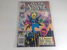 Comics marvel doctor strange 1988 VO etat proche du neuf mint collector