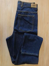 NEW  Harbor Bay Big & Tall Traditional 5 pocket Boot Cut Jeans 36X36