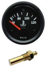 VDO Water Temperature Temp gauge with sender, 12volt, 52mm 2 inch 40-120 Deg C