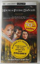 House Of Flying Daggers UMD PSP Movie Sony PlayStation Portable Video 2005