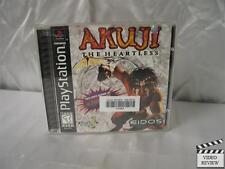 Akuji The Heartless  (Sony PlayStation 1, 1999)