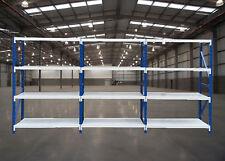 Metal Warehouse Racking Garage Shelving  Storage Shelves (PICK UP ONLY)