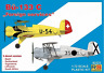 "RS Models 1/72 BUCKER bu-133c ""Foreign Servicios"" #92223"