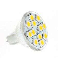 LED 2W 12V LOW VOLTAGE 120 DEGREE FLOOD MR11 SPOTLIGHT BULB (PACK OF 10)