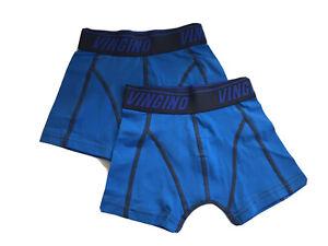 Vingino 2er Set Boxershorts Jungs Gr.110/116