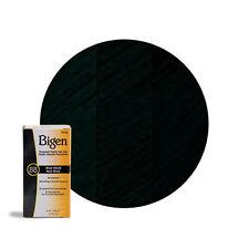 Bigen Permanent Powder Hair Color 6g Blue Black #88