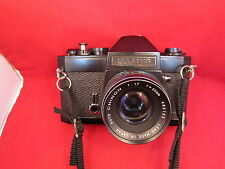 Sears 2000ES Film Camera with Chinon 1.7 55mm lens