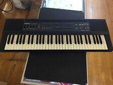 Vintage Casio CT 640 Portable Keyboard No Cord  L1